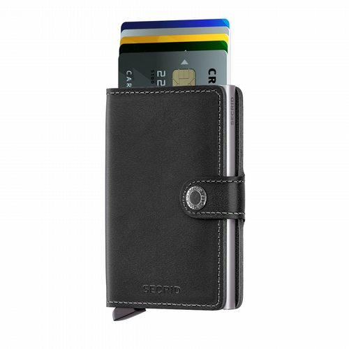 Miniwallet - Original - Black